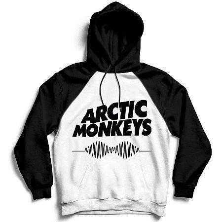 Moletom Raglan Arctic Monkeys