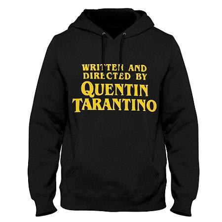Moletom Quentin Tarantino