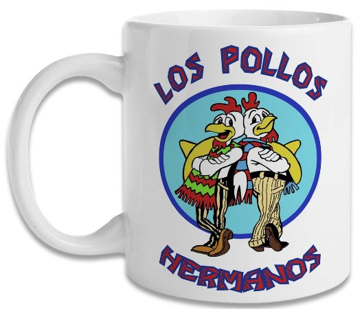 Caneca Los Pollos Hermanos Breaking Bad