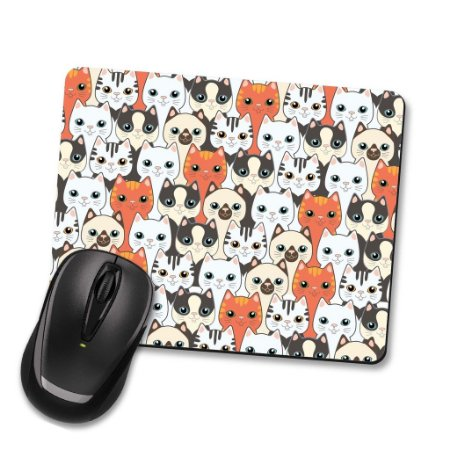 Mouse Pad Gatos