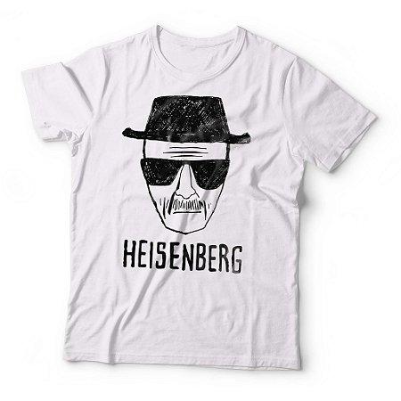 857157ea80056 Camiseta Breaking Bad - Heisenberg - Blitzart - Camisetas Legais ...
