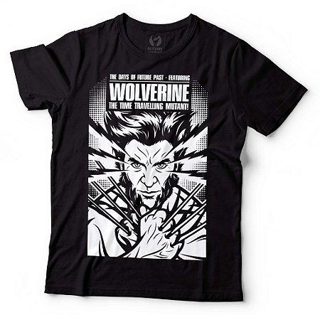Camiseta Wolverine Mutant