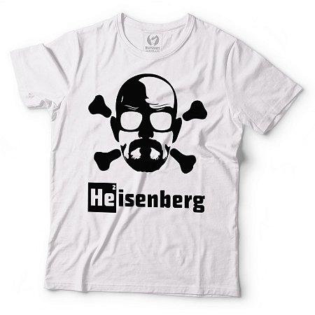 Camiseta Breaking Bad Heisenberg Danger