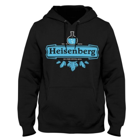 Moletom Heisenberg Crystal