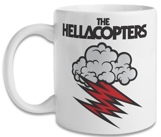 Caneca Hellacopters
