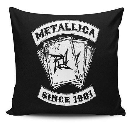 Almofada Metallica