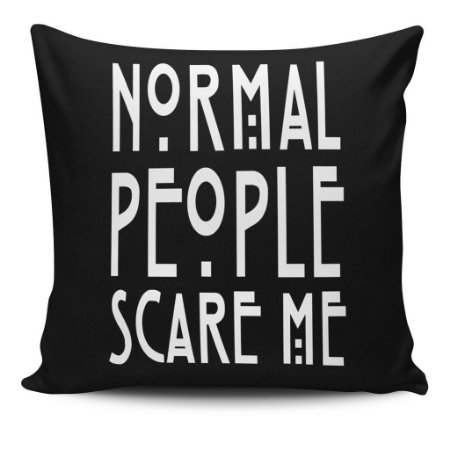 Almofada American Horror Story - Normal People Scare Me