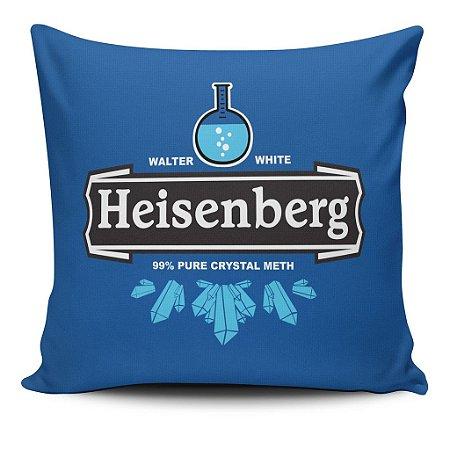 Almofada Breaking Bad - Heisenberg Crystal