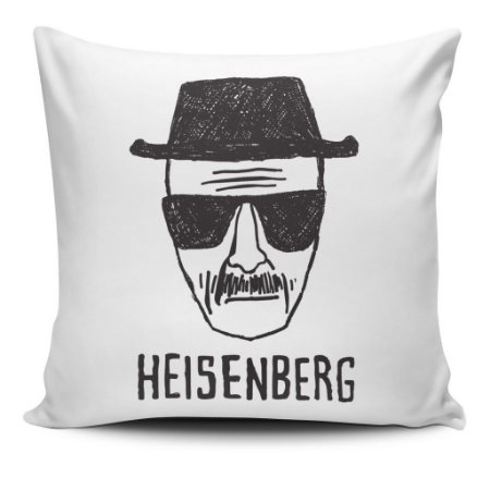 Almofada Breaking Bad - Heisenberg