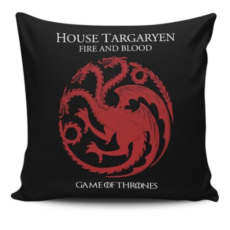 Almofada Game of Thrones - House Targaryen