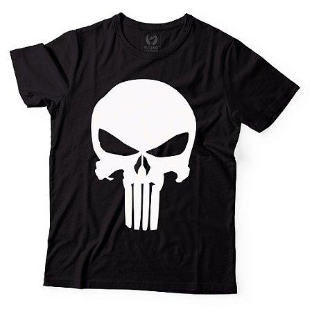 Camiseta O Justiceiro - Punisher
