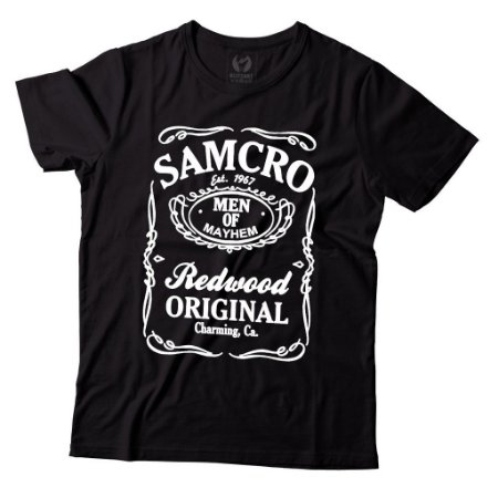 Camiseta Sons of Anarchy - Est. 1967