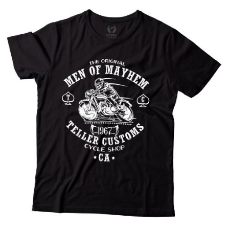 Camiseta Sons of Anarchy - Teller Customs