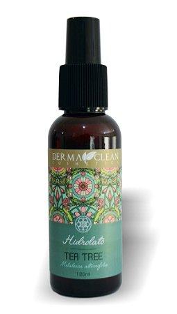 Derma Clean Hidrolato de Tea Tree (Melaleuca) 120ml