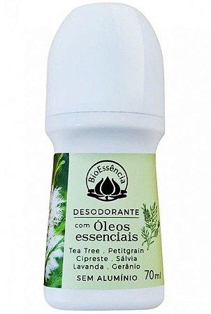 BioEssência Desodorante Natural Tea Tree Roll-on 70ml