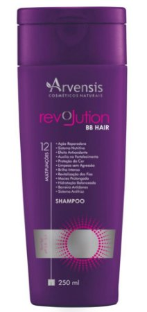 Arvensis Revolution BB Hair Shampoo 250ml