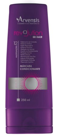 Arvensis Revolution BB Hair Máscara Condicionante 250ml