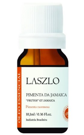 Laszlo Óleo Essencial de Pimenta da Jamaica (Frutos) 10ml