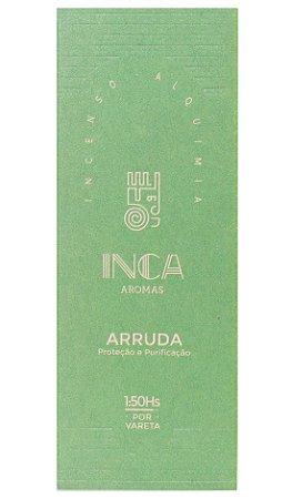 Inca Incenso Natural Arruda