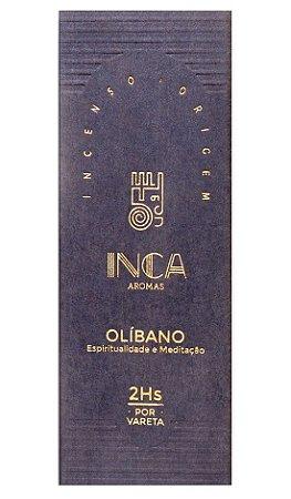 Inca Incenso Natural Olíbano