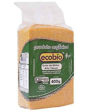 Ecobio Gritz de Milho (Canjiquinha) Orgânico 400g