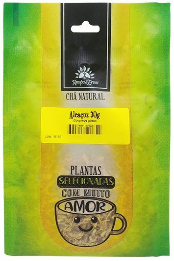 Kampo de Ervas Chá de Alcaçuz Fracionado 30g