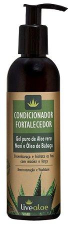 Livealoe Condicionador Fortalecedor com Aloe Vera 240ml