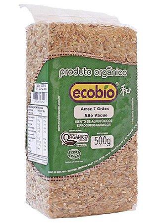 Ecobio Arroz 7 Grãos Orgânico 500g