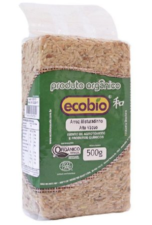 Ecobio Arroz Misturadinho Orgânico 500g