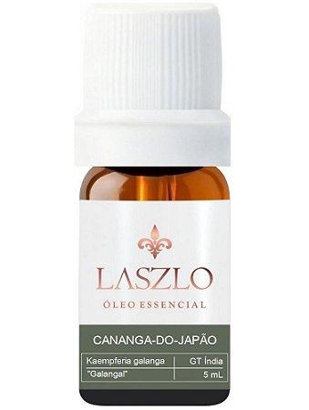 Laszlo Óleo Essencial de Cananga do Japão GT Índia 5ml