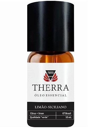 Therra By Laszlo Óleo Essencial de Limão Siciliano (Verde) Orgânico Gourmet 10ml