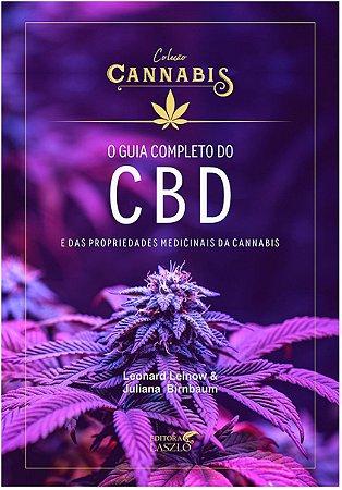 Ed. Laszlo Livro O Guia Completo do CBD e das Propriedades Medicinais da Cannabis