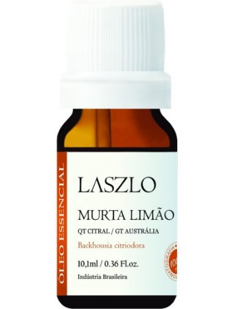 Laszlo Óleo Essencial de Murta Limão 10,1ml