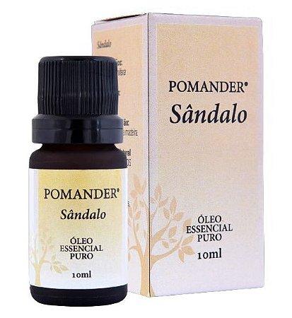 Pomander Óleo Essencial de Sândalo 10ml