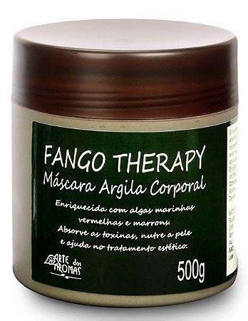 Arte dos Aromas Fango Therapy Máscara de Argila Corporal 500g