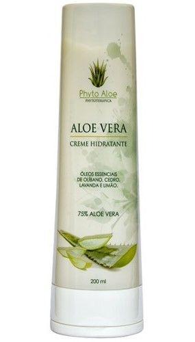 Moderne Phytoterápica Creme Hidratante de Aloe Vera 75% - Beleza do Campo OQ-25