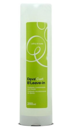Deva Curl B'Leave-in Finalizador Condicionante 200ml