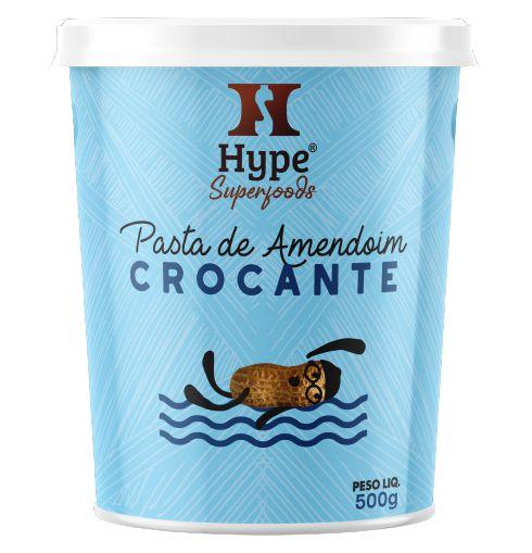 Hype Pasta de Amendoim Crocante 500g