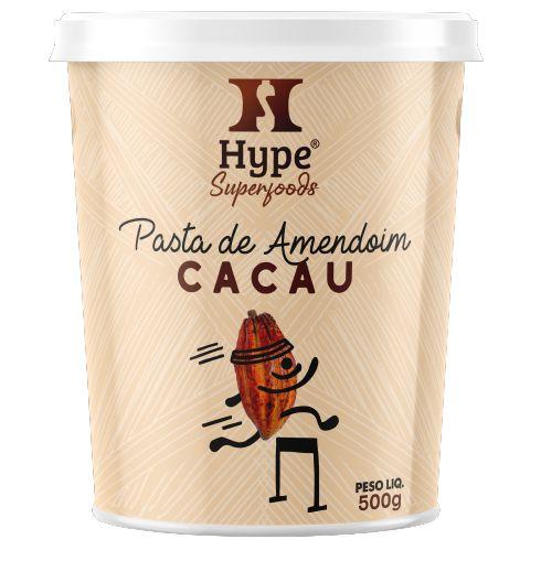 Hype Pasta de Amendoim e Cacau 500g
