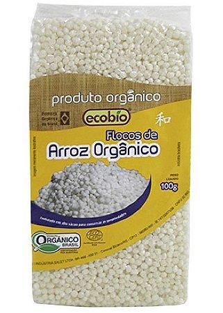 Ecobio Flocos de Arroz Orgânico 100g