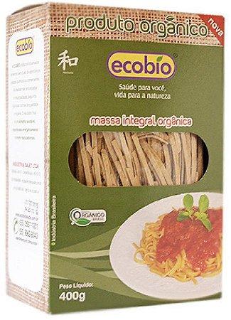 Ecobio Massa / Macarrão Integral Orgânico 400g