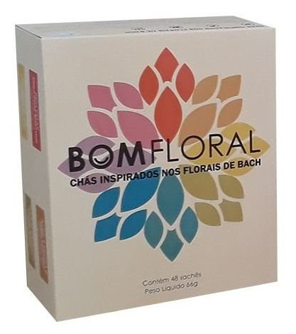 Bom Floral Kit de Chás Mistos