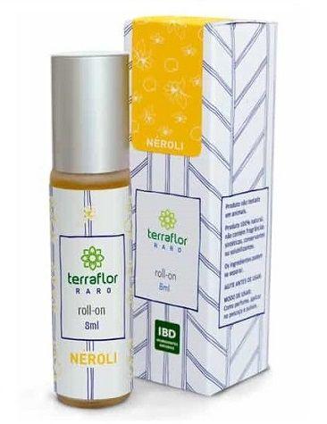 Terra Flor Roll-on Néroli - Perfume Natural 8ml