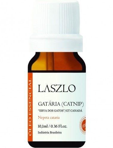 Laszlo Óleo Essencial de Gatária / Catnip (Erva dos Gatos) 10,1ml