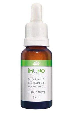 WNF Imuno Aromatherapy Sinergy Complex com Óleos Essenciais 18ml