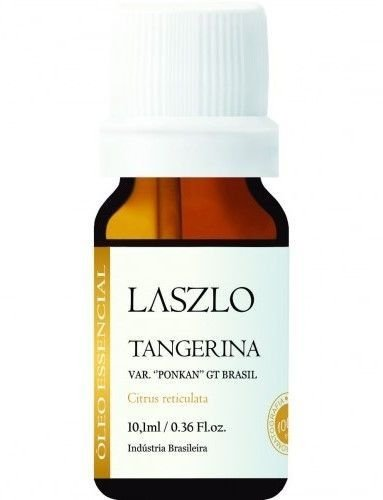Laszlo Óleo Essencial de Tangerina (Ponkan) 10,1ml