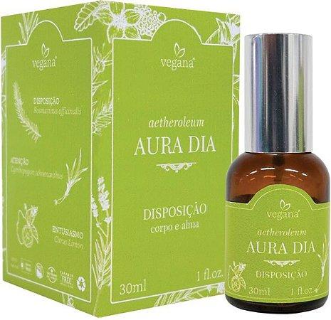 Vegana Spray Ambiente Aura Dia - Disposição 30ml