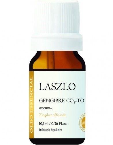 Laszlo Óleo Essencial de Gengibre (CO2-TO) 10,1ml