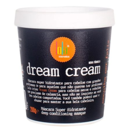 Lola Dream Cream Máscara Capilar Super Hidratante 200g