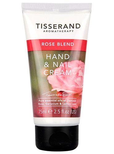 Tisserand Rose Blend Creme para Mãos e Unhas Rejuvenescedor 75ml